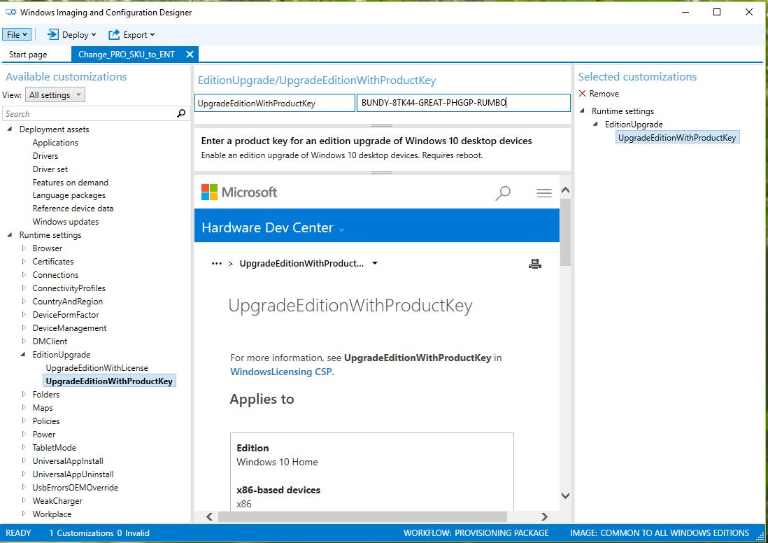 Step-by-Step Guide: Win ICD Upgrade Windows 10 Pro to